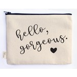 Ellembee Gift Zipper Pouch - Hello Gorgeous