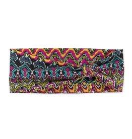 Pistil Bali Headband - Fuschia