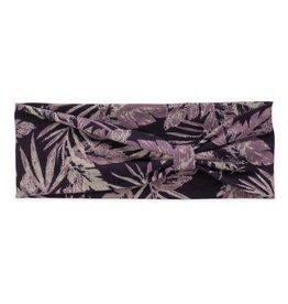 Pistil Lava Headband - Eggplant