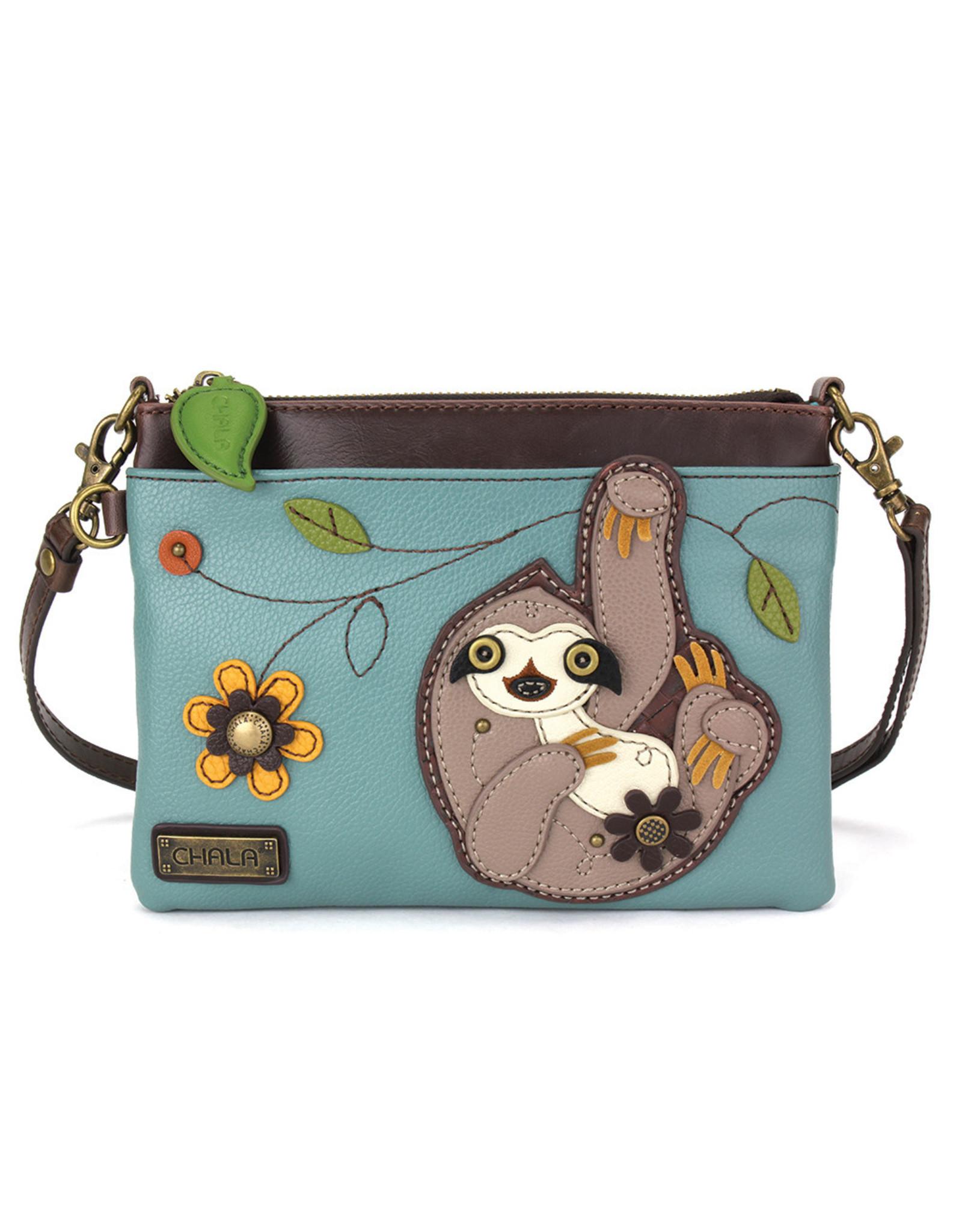 Chala Mini Crossbody - Sloth