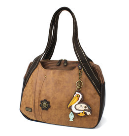 Chala Bowling Bag - Pelican - Brown