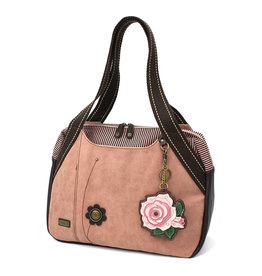 Chala Bowling Bag - Pink Rose - Dusty Rose