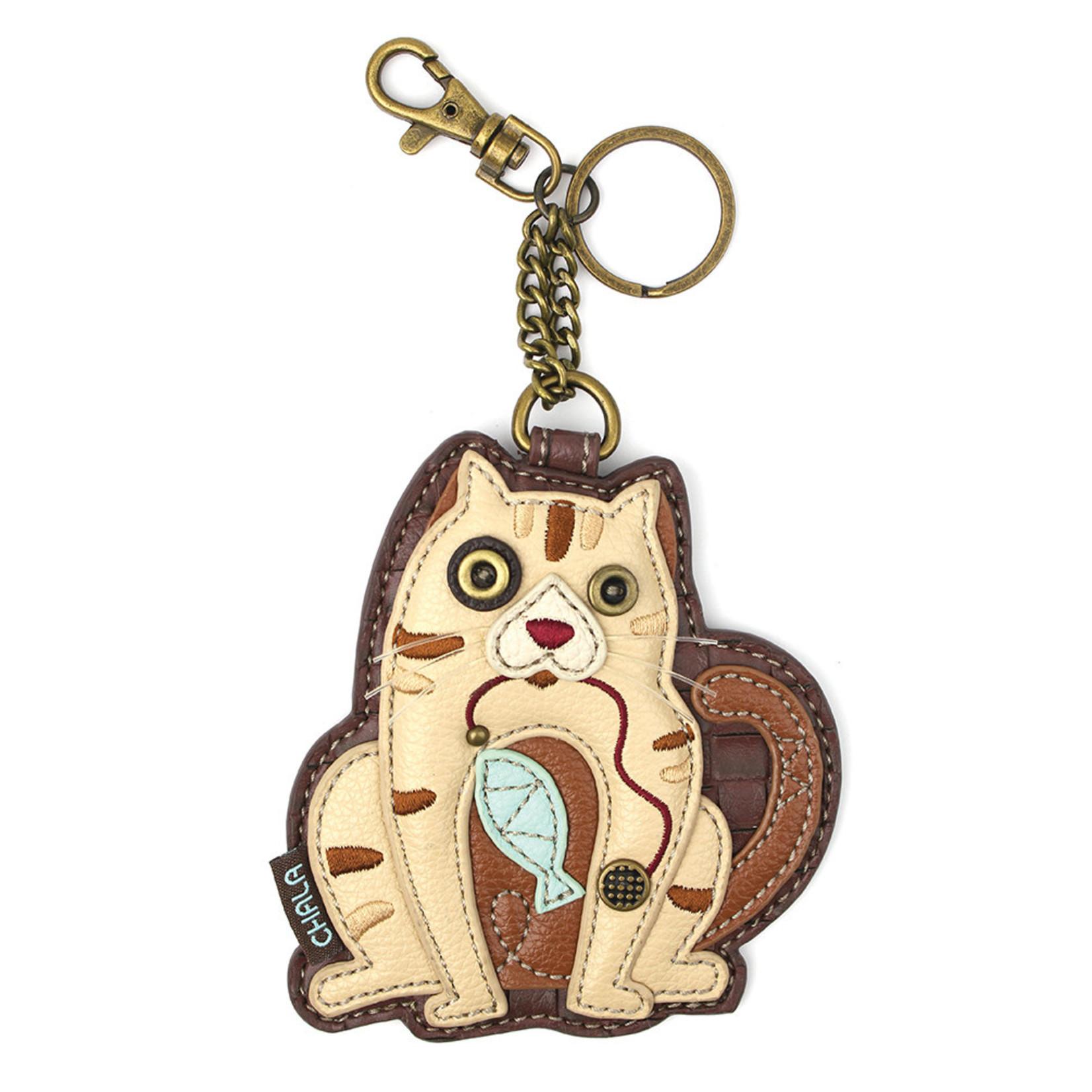 Chala Key Fob Cat Gen II