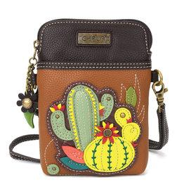 Chala Cell Phone Crossbody - Cactus