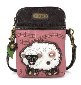 Chala Cell Phone Crossbody - Sheep