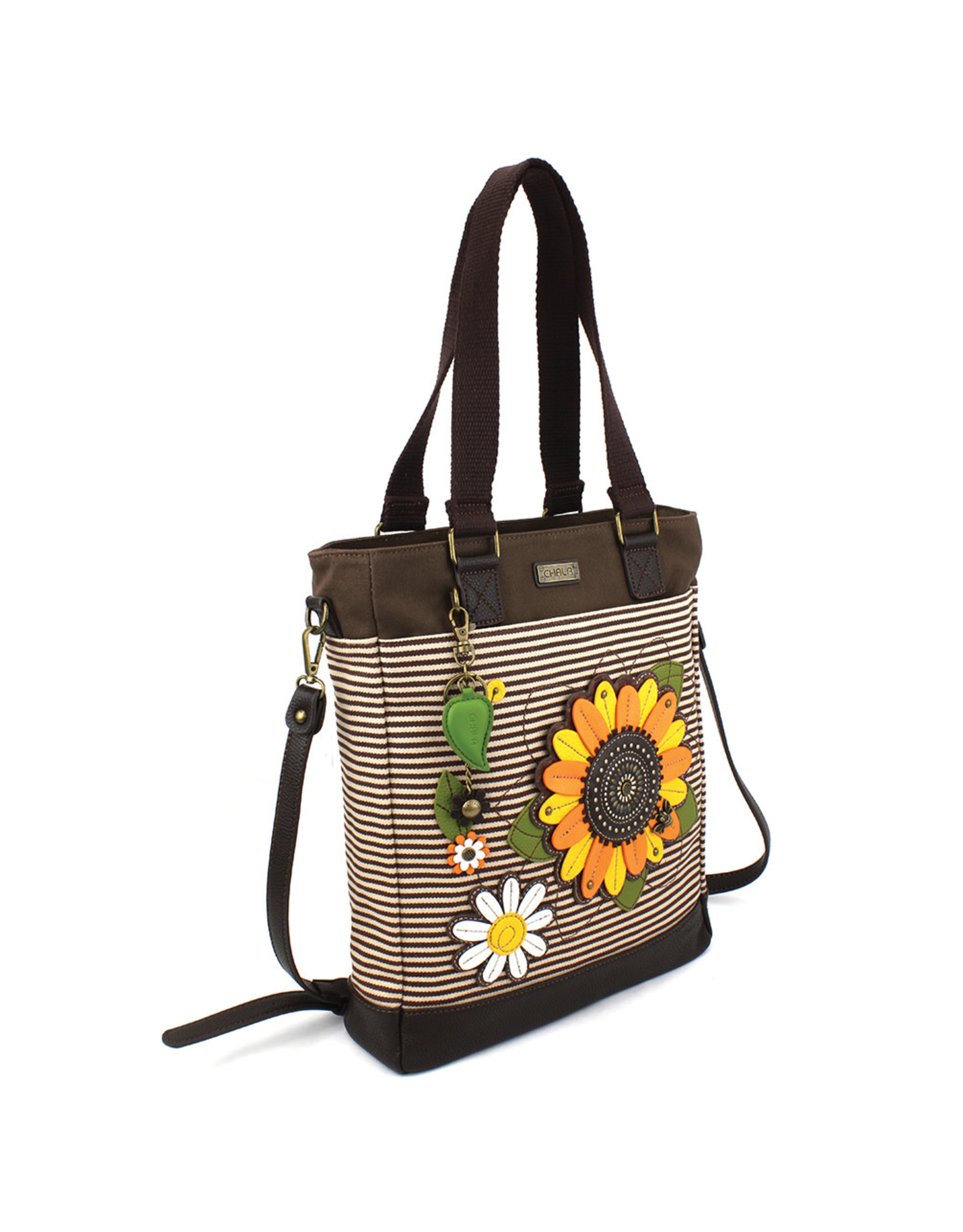 Chala Work Tote - Sunflower