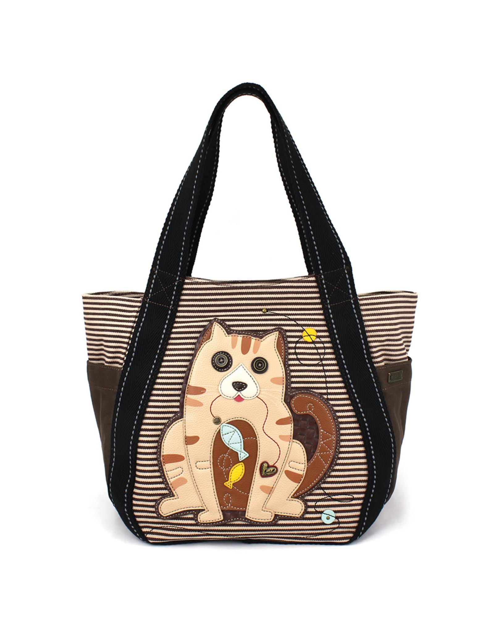 Chala Carryall Zip Tote - Cat Gen II