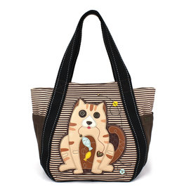 Chala Carryall Zip Tote - Cat Gen II