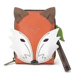 Chala Cute - C Credit Card Holder Wristlet:  Fox