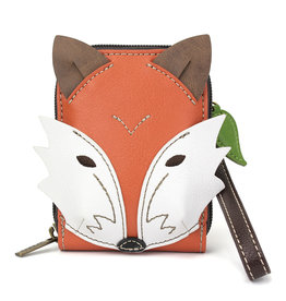 Chala Cute - C Credit Card Holder Wristlet:  Fox