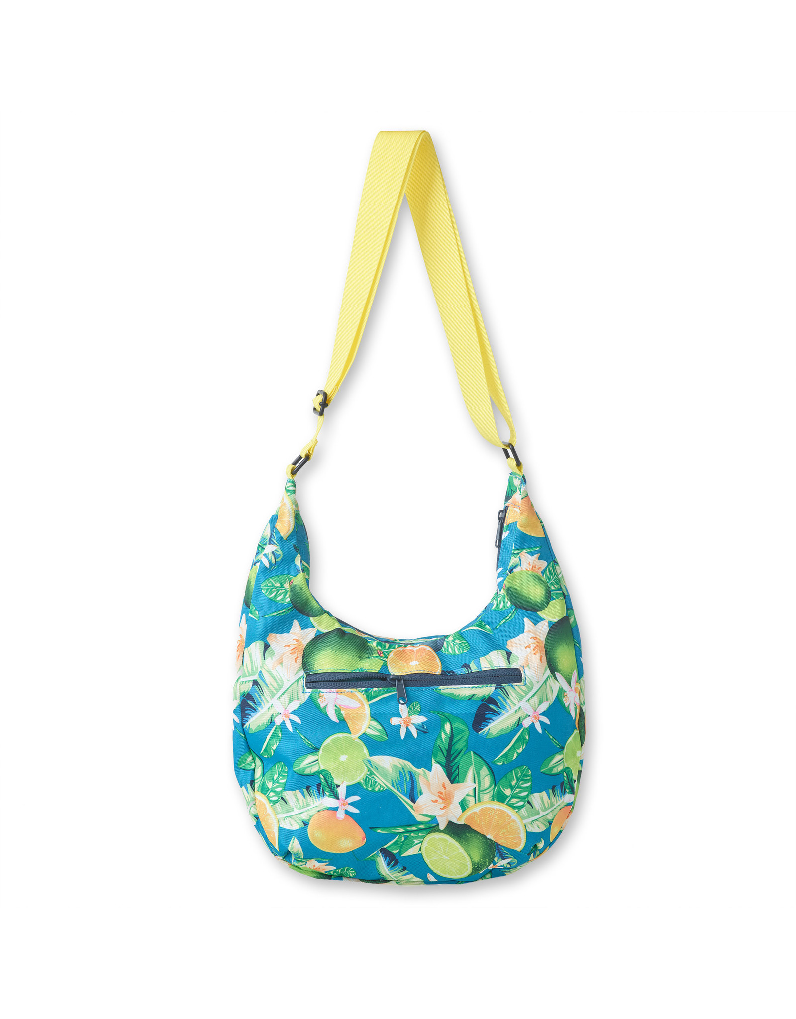 Kavu Singapore Satchel - Ocean Citrus