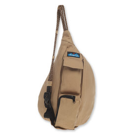 Kavu Mini Rope Bag - Khaki