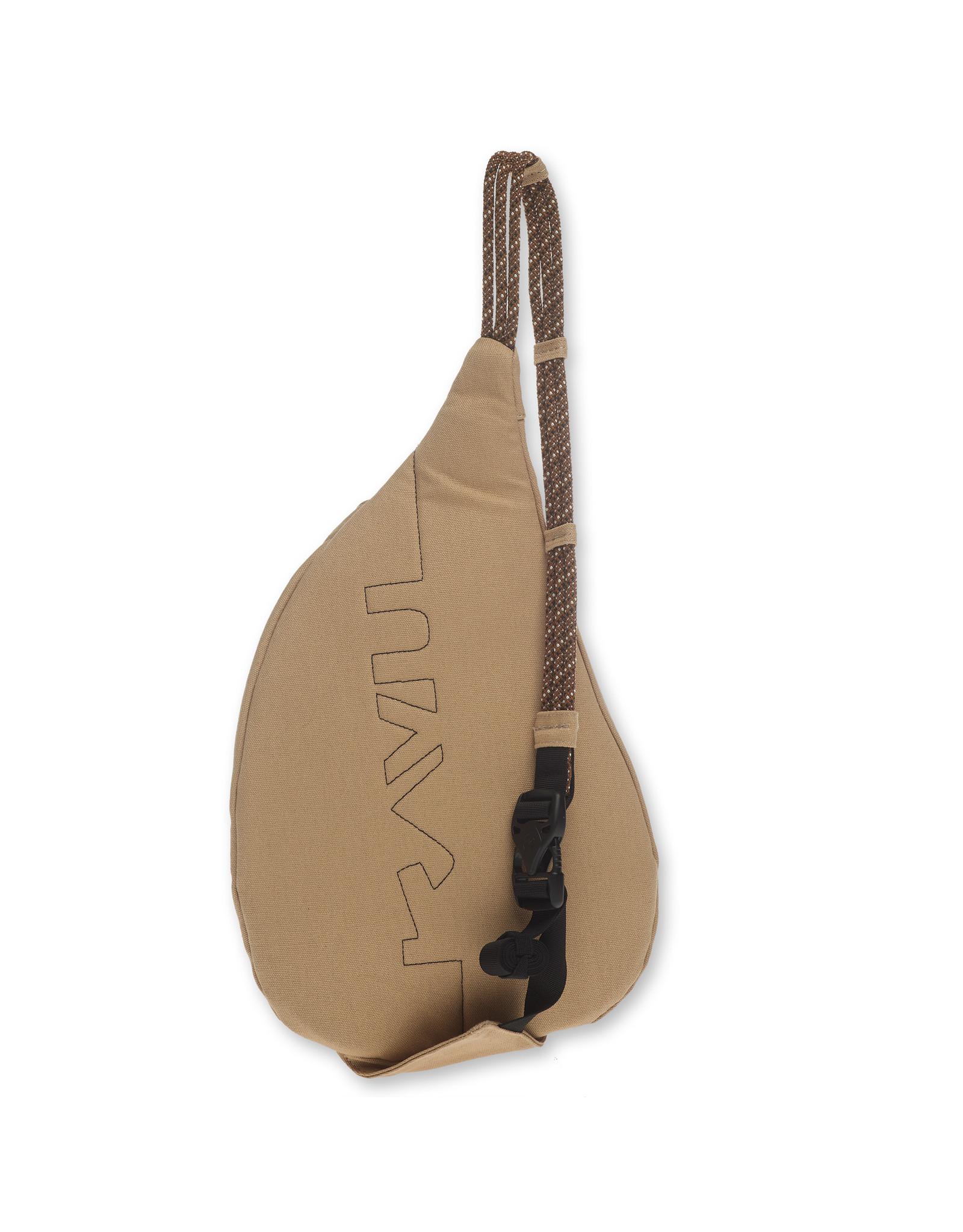 Kavu Mini Rope Bag - Khaki