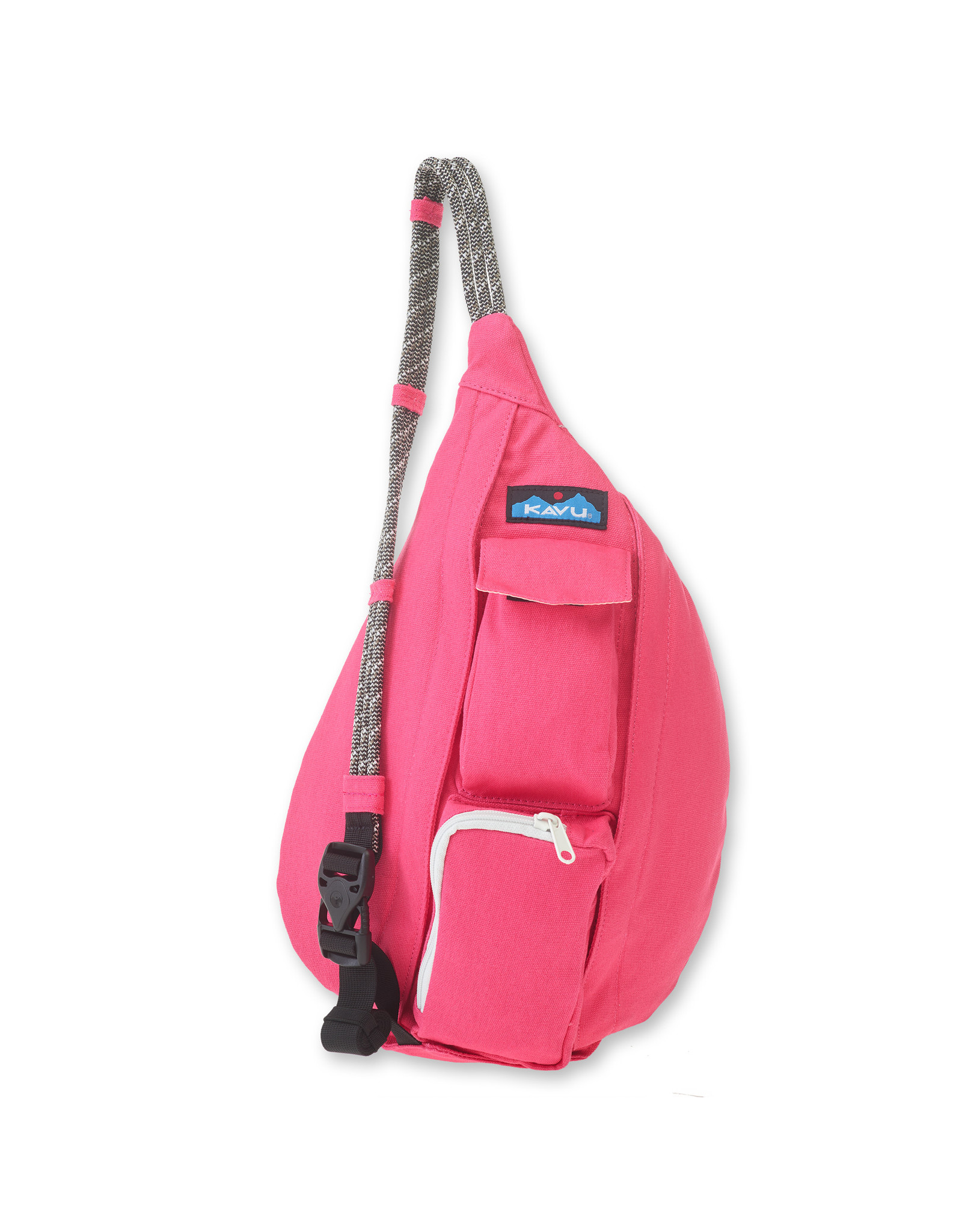 Kavu Mini Rope Bag - Magenta