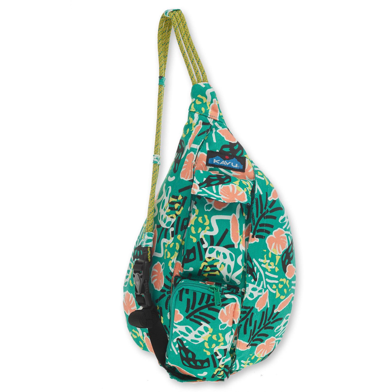 Kavu Mini Rope Bag - Jungle Party
