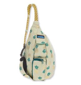 Kavu Mini Rope Bag - Pineapple Express