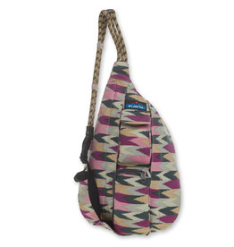Kavu Mini Rope Bag - Berry Palette