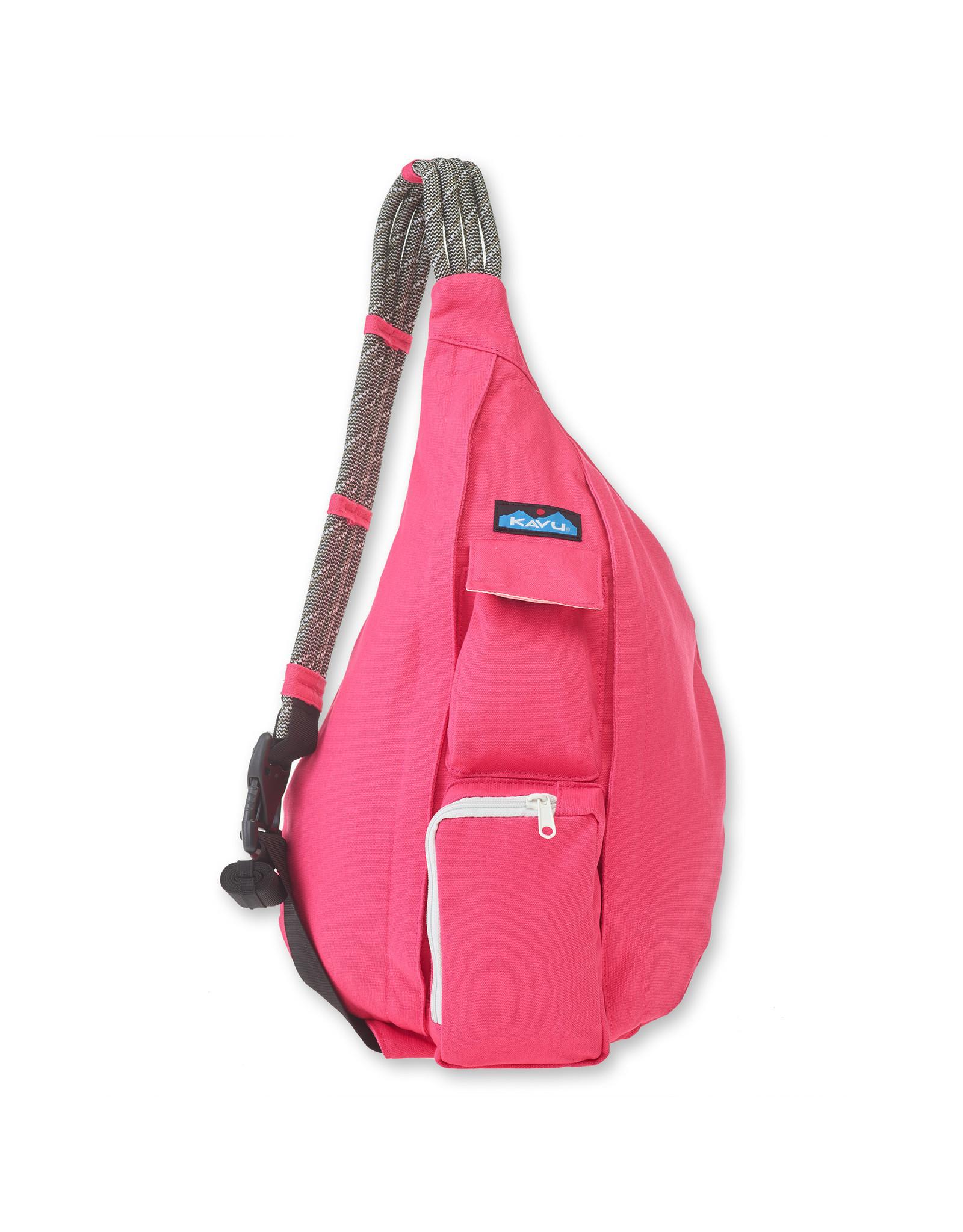 Kavu Rope Bag - Magenta