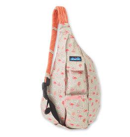 Kavu Rope Bag - Chillin Flamingo