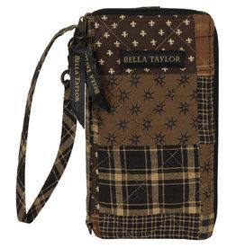 Bella Taylor Ironstone - Modern Wristlet Wallet