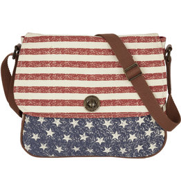 Bella Taylor Antebellum - Canvas Sleek Messenger Crossbody