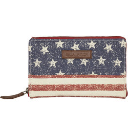Bella Taylor Antebellum - Canvas Cash System Wallet V2