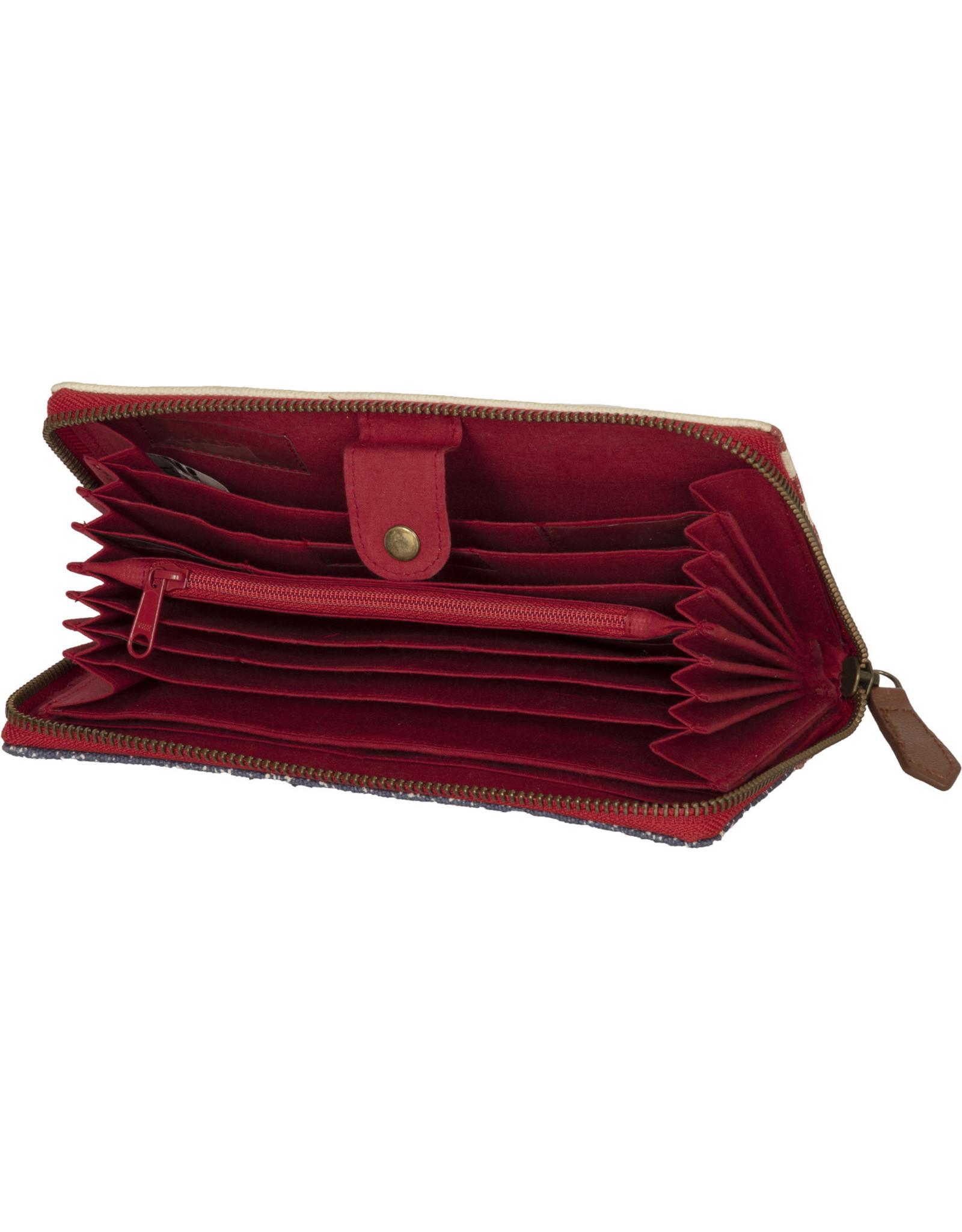 Bella Taylor Antebellum - Canvas Cash System Wallet V2