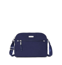 Baggallini Dome Crossbody - Navy