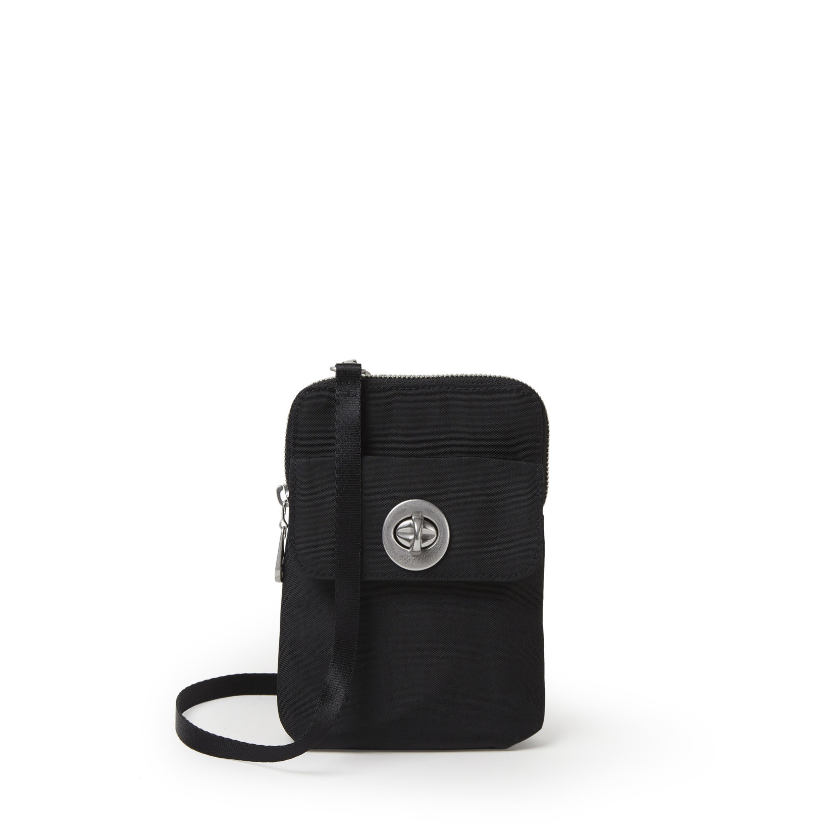 Baggallini Lima RFID Mini Bag - Black