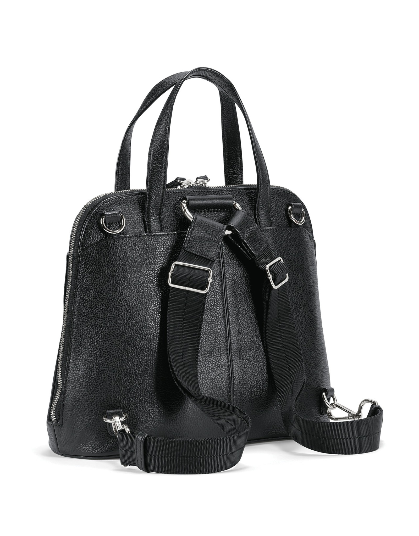 Brighton H36403 Mella Convertible Backpack - Black
