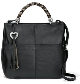 Brighton H42983 Bahamas Handled Tote - Black
