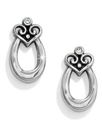 Brighton JA3990 Alcazar Orbit Post Earrings