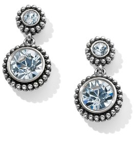 Brighton JA4301 Twinkle Duo Post Drop Earrings