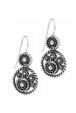 Brighton JE9663 Halo French Wire Earrings