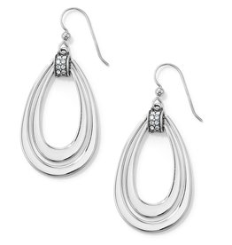 Brighton JE9692 Meridian Swing French Wire Earrings
