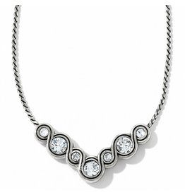 Brighton JL4382 Infinity Sparkle Necklace