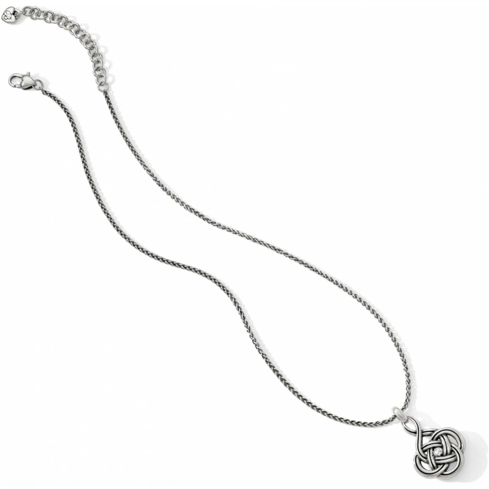 Brighton JL5281 Interlok Petite Necklace
