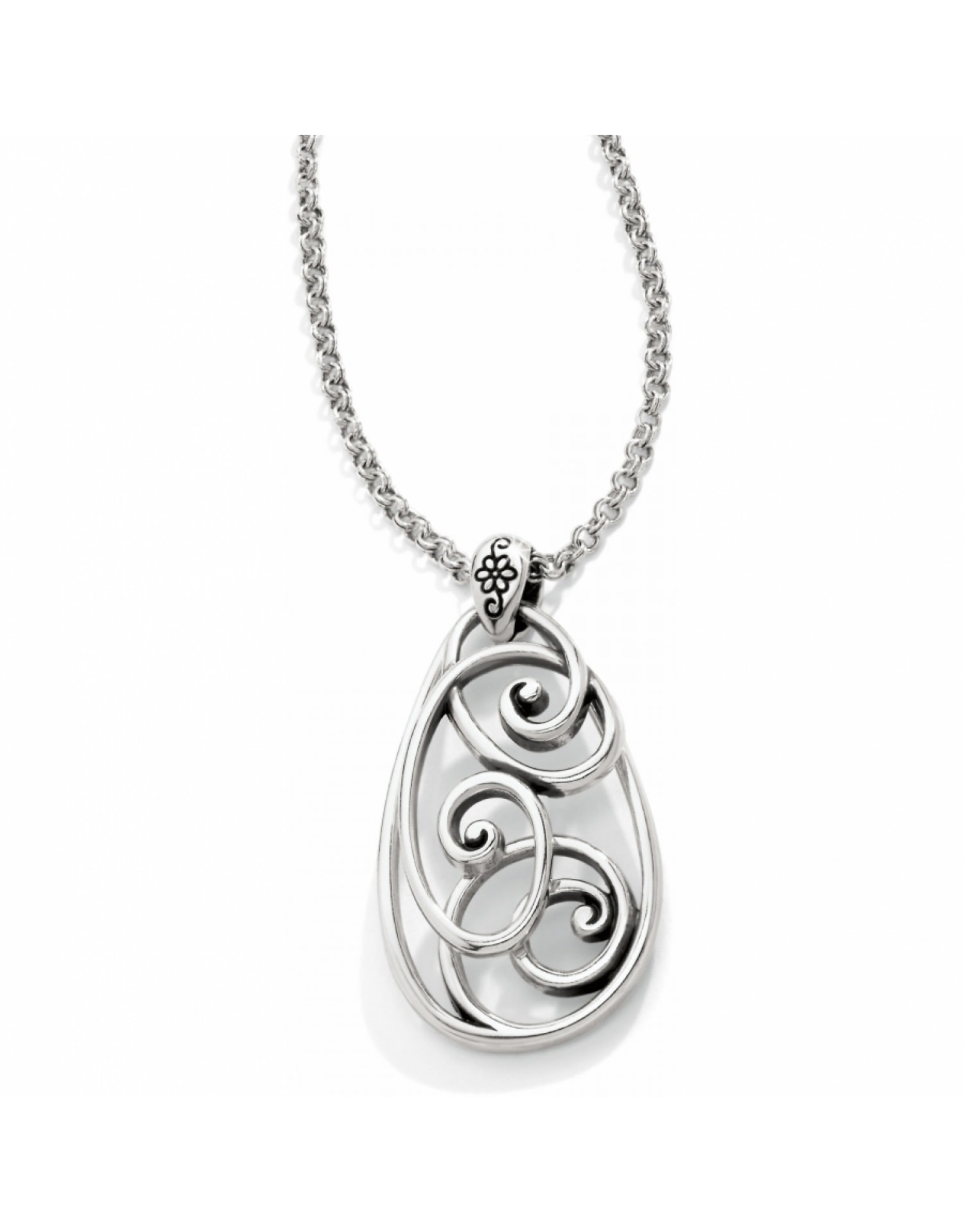 Brighton JN2450 Rock N Scroll Necklace