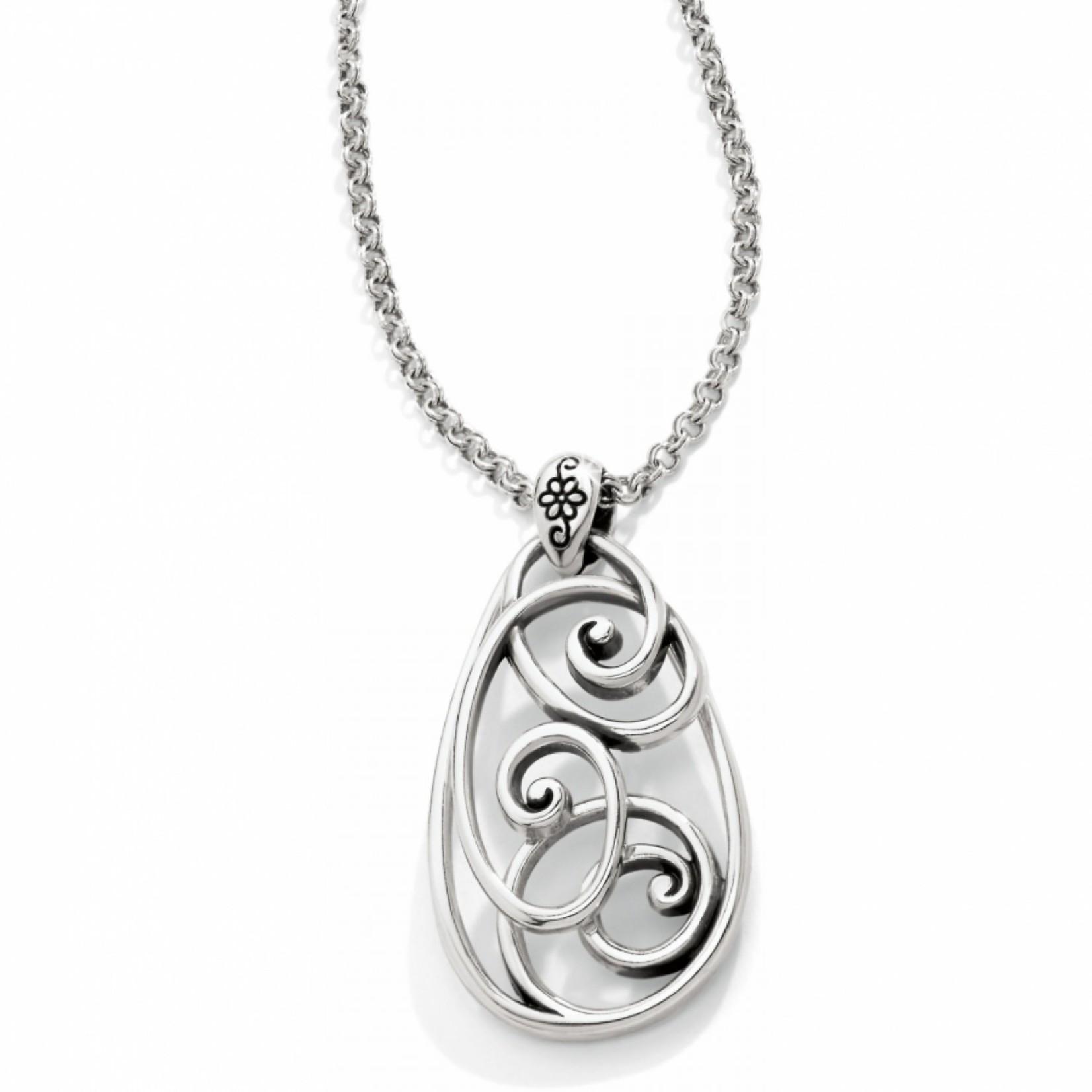 Brighton JN2450 Rock N Scroll Necklace