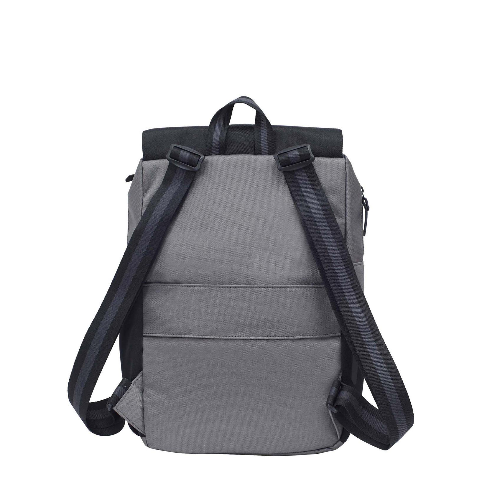 Sherpani Pace Backpack - Flint/Raven