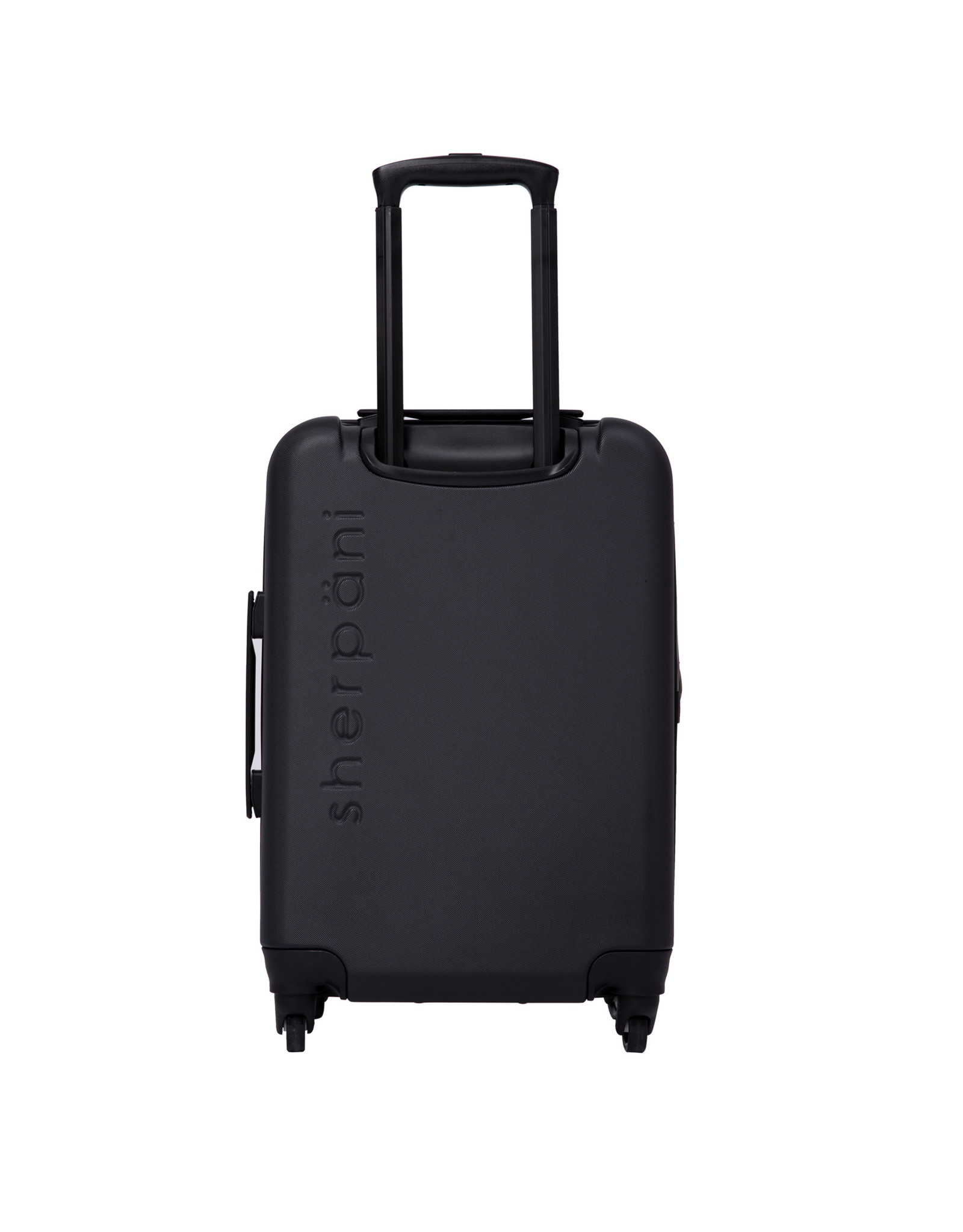Sherpani Meridian Luggage - Black