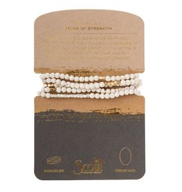 Scout SW041 White Lava - Stone of Strength
