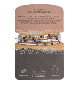 Scout SW040 Fluorite - Stone of Brilliance