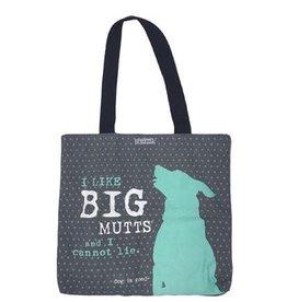 Dog Is Good Tote:  I Like Big Mutts