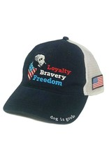 Dog Is Good Cap:  Freedom Dog