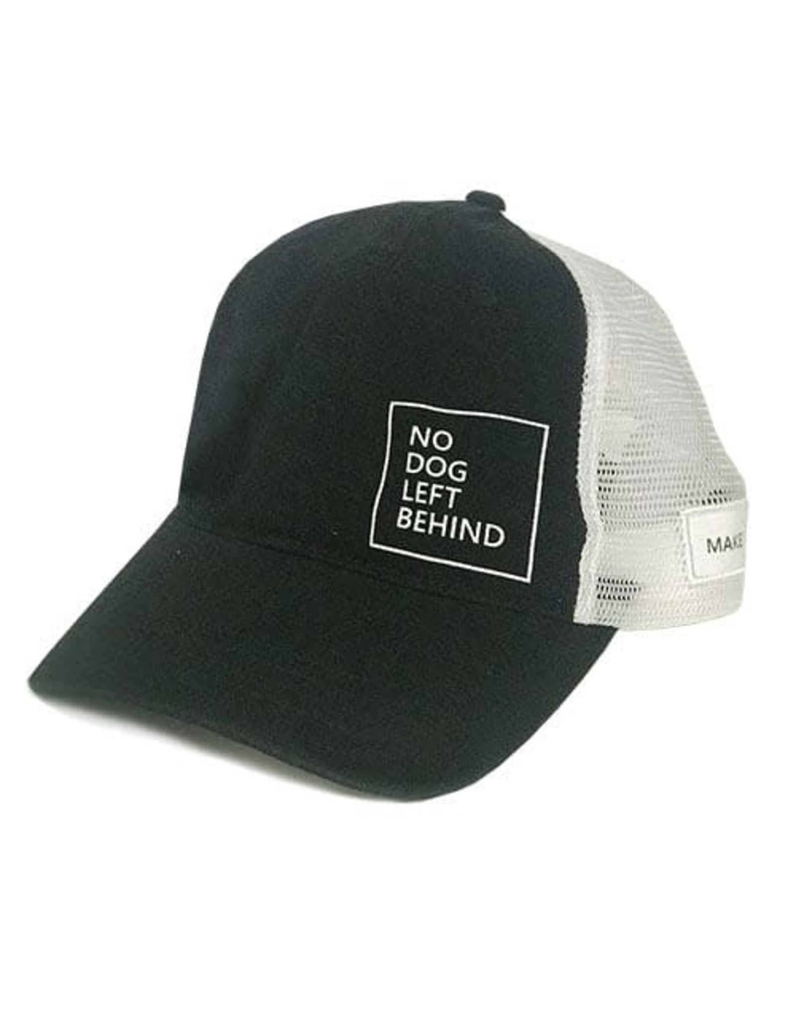 Dog Is Good Cap:  No Dog Left Behind