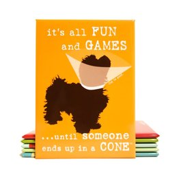 Dog Is Good Magnet:  It's All Fun and Games