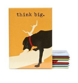 Dog Is Good Magnet:  Think Big