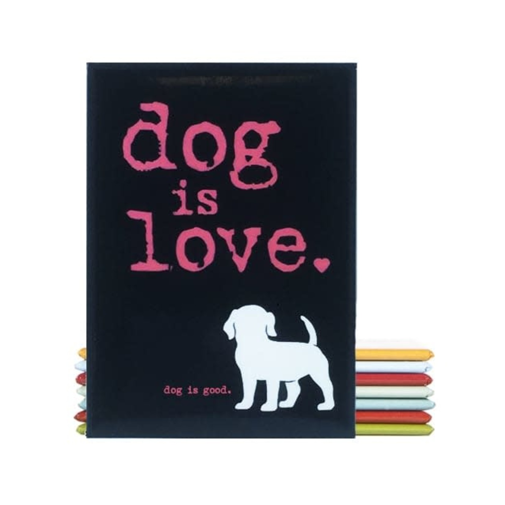 Dog Is Good Magnet:  Dog Is Love