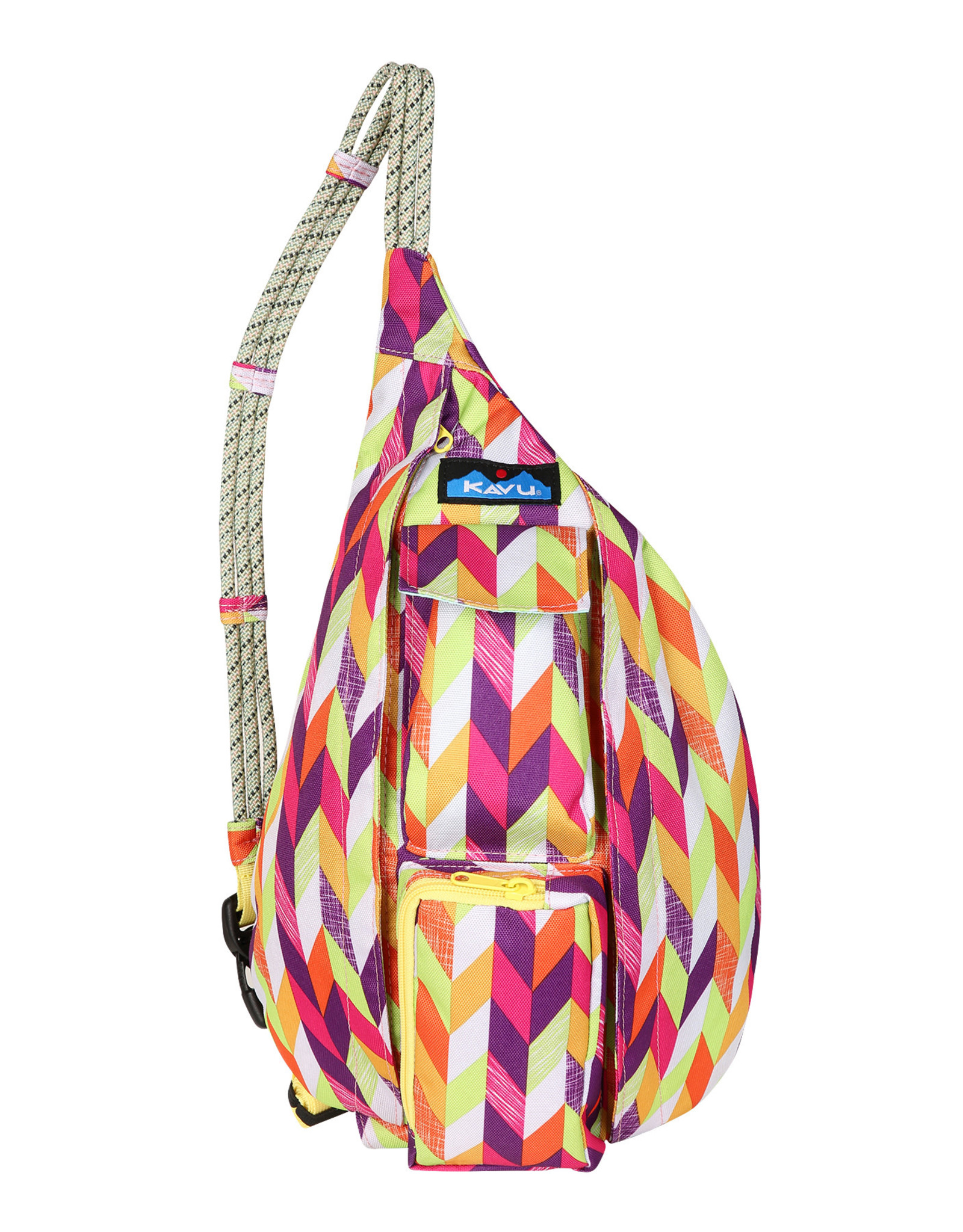 Kavu Mini Rope Sling - Chevron Punch